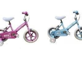 Biciklit hív vissza a Praktiker