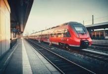 elővárosi vonat