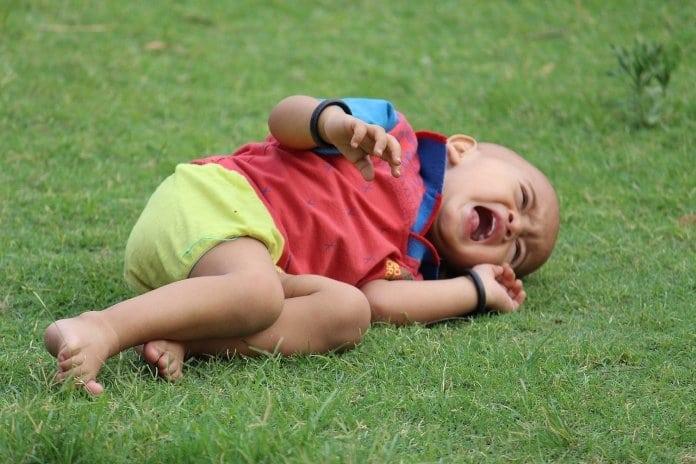 ízületi fájdalom és görcsök gyermekeknél