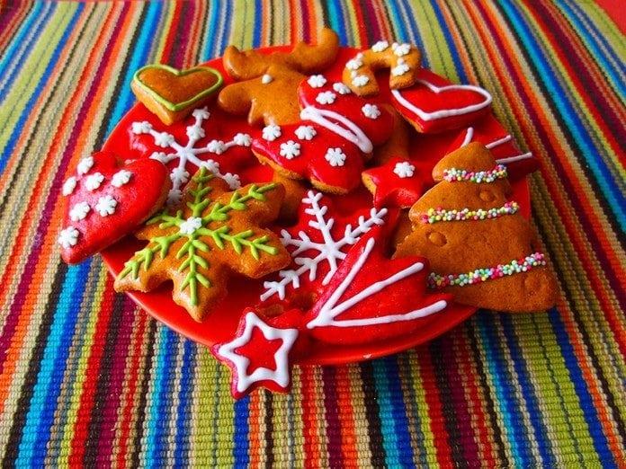 Karácsonyi mézeskalács figura recept