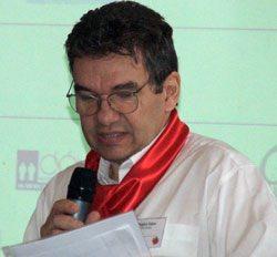 Dr. Pogány Gábor, a RIROSZ elnöke