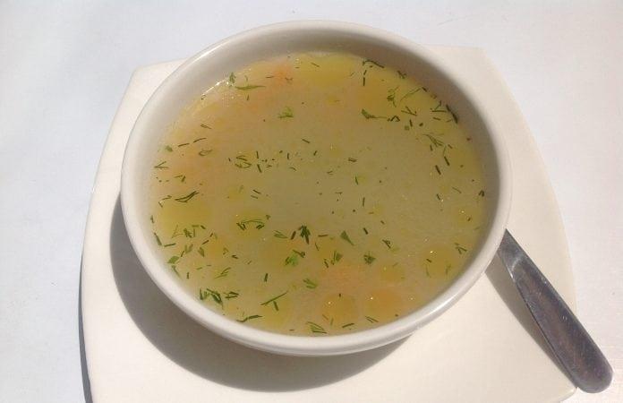 Csípős, fűszeres leves