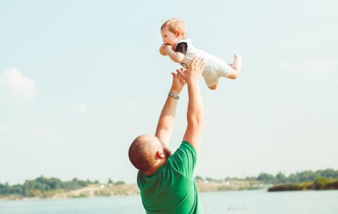 Családi nyaralás a babával