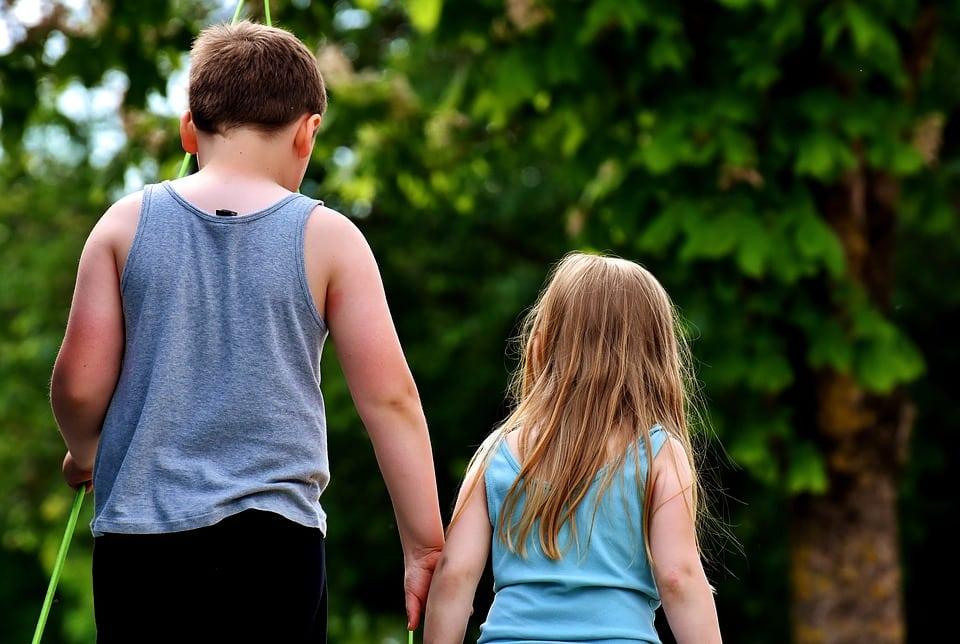 Testvéri közelség nemzedéki távolságban