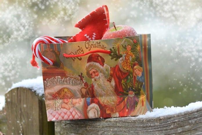 szerény ajándék Karácsonyra