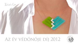 Az Év Védőnője 2012 díj