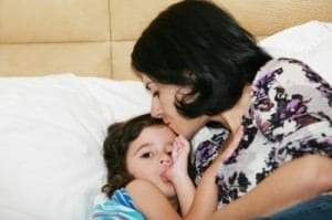 baba ölelés