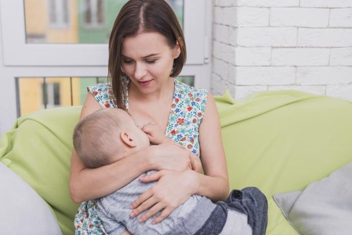 magas vérnyomás a szoptatás során
