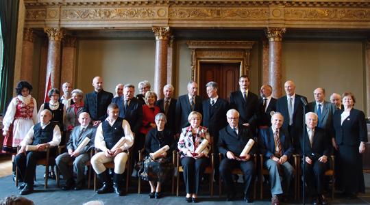Magyar Örökség Díjazottak 2013