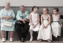 nagymama, segítség, családi feszültség