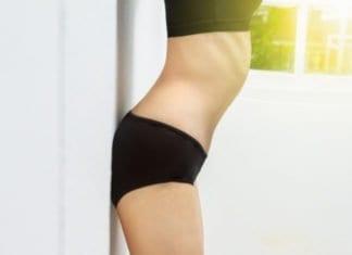 vékony női alkat