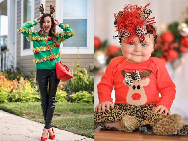 Karácsony funny stílusban
