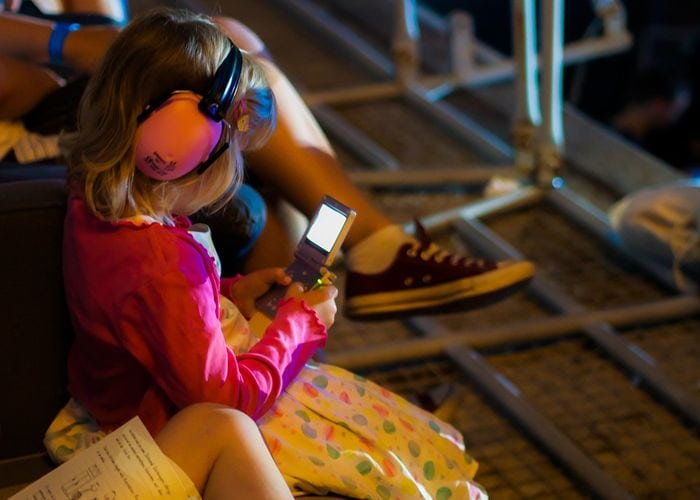 halláscsökkenés gyermekkorban