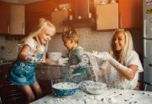 Gyerek a konyhában