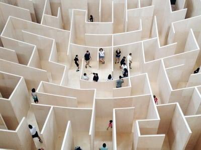 a munkakeresés labirintusában
