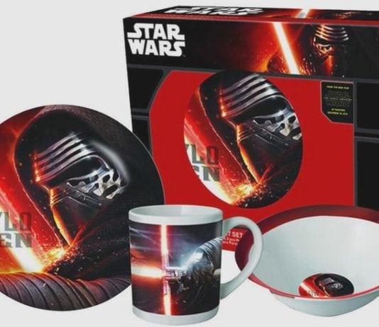Visszahívta a NÉBIH a háromrészes, Star Wars reggeliző készletet!