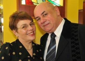 Zsigóné Kati 40 éve házas