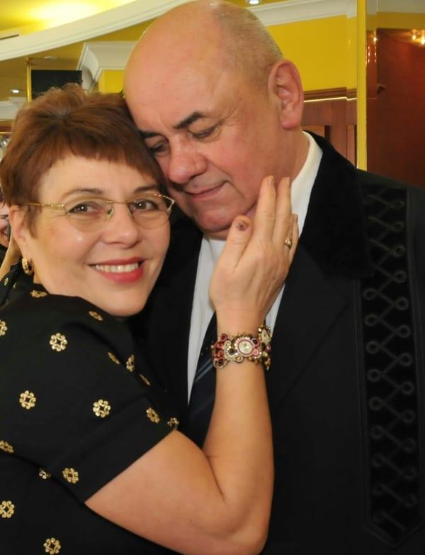 Zsigóné Kati és férje