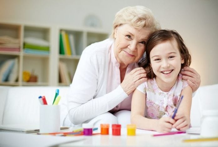 Ünnepeljük a nagyikat! - Nagymamák napja