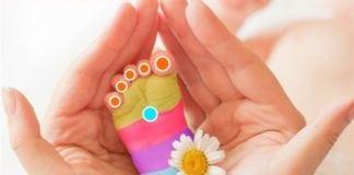 Reflexológia alkalmazása gyermekkorban