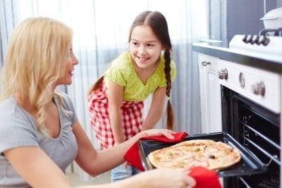 Balesetek elkerülése a konyhában