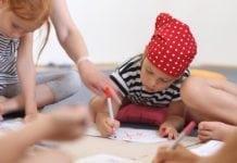 korai fejlesztés,korai nyelvi fejlesztés, idegen nyelv gyerek, német nyelvtanulás gyerek