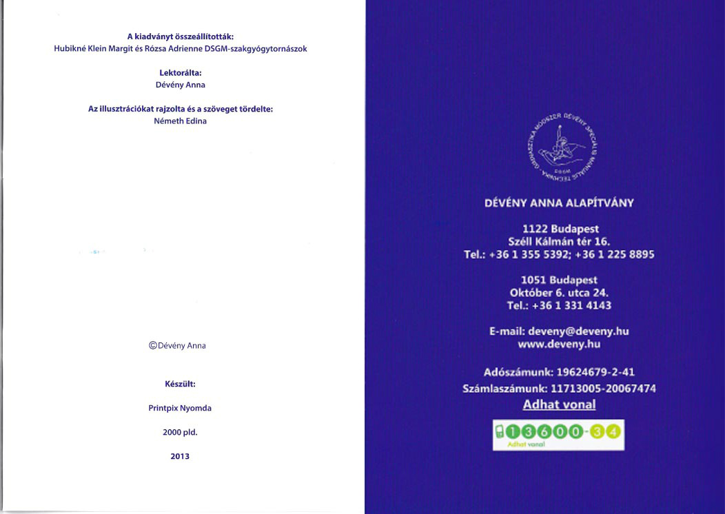 Dévény Anna Módszer - Dévénytorna 23-24