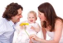 gyerek születés, párkapcsolat szülés után