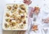 Füstölt sajtos sült karfiol
