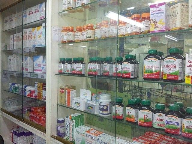 Gyógyszertárak ünnepi nyitvatartása