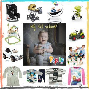 pepita.hu baba-gyerek webáruház