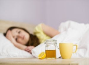 a felfázás otthoni kezelése