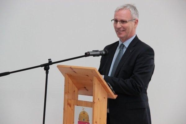 Soltész Miklós egyházi, nemzetiségi és civil társadalmi kapcsolatokért felelős államtitkár
