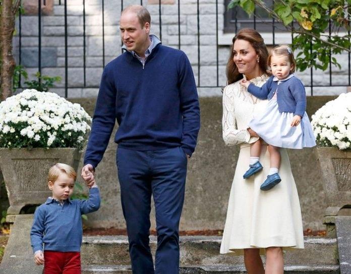 Vilmos herceg, Kate Middleton