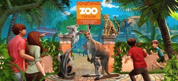 Zoo Tycoon játékszoftver