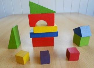 építókocka