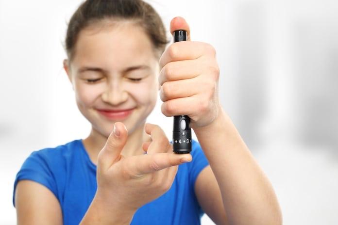 gyermekkori cukorbetegség