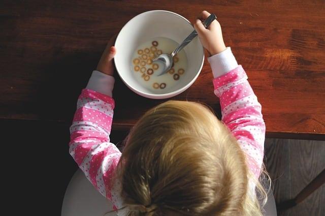 Tejmentes étrend gyermekeknek