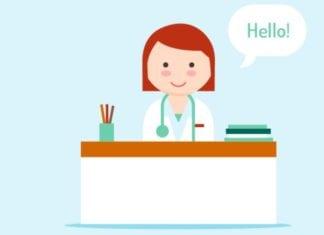 orvosi rendelőbe bejelentkezés