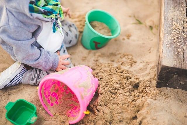 homokozó játékok