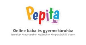 Pepita.hu - Online babaáruház - gyermekáruház