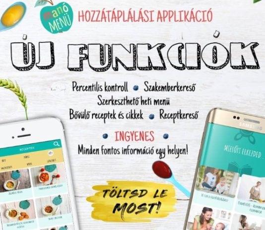 Manómenü app