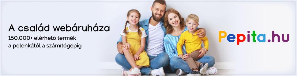 Pepita.hu - A család webáruháza