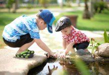 Az örökmozgó gyerekek fejlődése