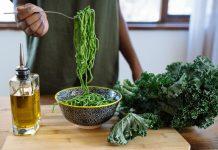 Színes recept - citromos zöld pesto tészta