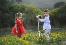Az egészséges gyermeki fejlődés része a játék